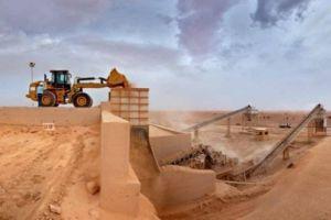 قانون بتصديق العقد السوري الروسي لاستخراج خامات الفوسفات من مناجم الشرقية في تدمر