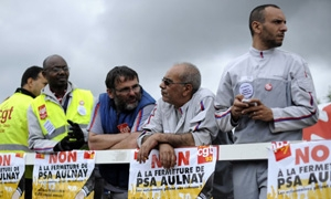 البطالة بفرنسا تواصل صعودها للشهر 22 على التوالي