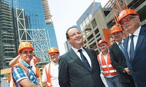 قطر وفرنسا تطلقان صندوقا جديدا للاستثمار في الشركات الصغيرة