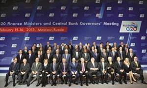 مجموعة العشرين تتفادى