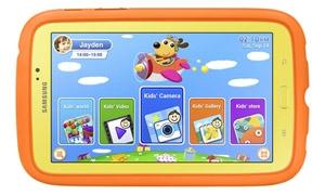 سامسونج الكترونيكس تطلق كمبيوتر لوحي متخصص للأطفال