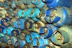 سادكوب: انخفاض استهلاك الغاز إلى 120 ألف أسطوانة يومياً