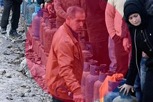 تعرفوا على أحدث التصريحات الرسمية بشأن أزمة الغاز في سورية!!