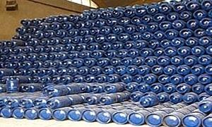 النفط: إنتاج 100 ألف اسطوانة غاز يومياً..والطلب لم يتغير رغم رفع سعرها