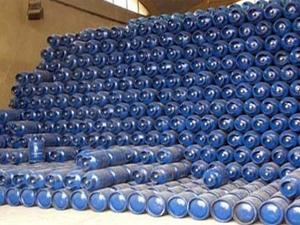ضبط 175 اسطوانة في جرمانا للبيع بـ 1500 ليرة