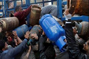 أزمة غاز في مختلف المحافظات السورية.. والأسطوانة بنحو ثمانية آلاف ليرة !!