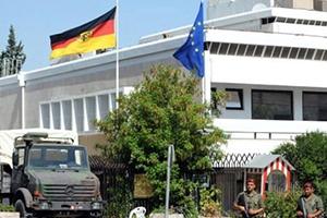 السفارة الألمانية ببيروت تقرّب مواعيد مقابلات لم شمل السوريين
