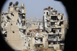 عقود جديدة لإعادة إعمار حلب..بقيمة تجاوزت المليار ليرة