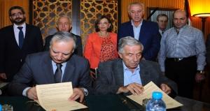 اتفاقية بين غرفة تجارة دمشق وجامعة اليرموك الخاصة لربط مخرجاتها بسوق العمل