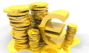 اسعار الذهب تنخفض1.5%و اليورو يواصل خسائره وينزل عن 1.24 دولار