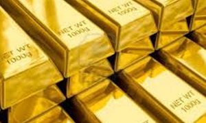 الذهب يهبط لأقل سعر في أسبوعين