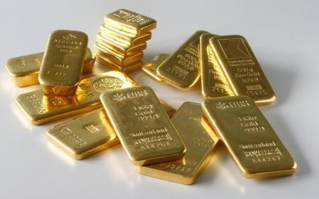 ارتفاع الذهب بفعل ضعف الاقتصاد العالمي