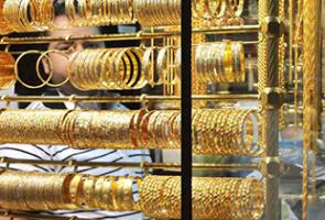 انخفاض في حركة تعاملات الذهب في سورية..والغرام يستقر عند 17400 ليرة