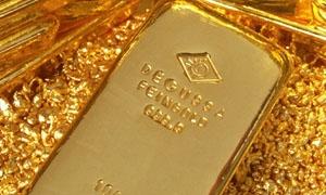 الذهب عند أقل سعر في 11 أسبوعا