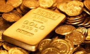 الذهب يتراجع إلى 1281.4 دولاراً