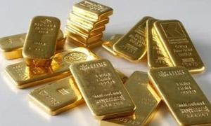 الذهب يواصل خسائره مع ارتفاع الدولار والأسهم