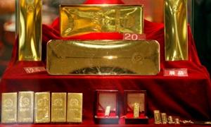 الذهب يهبط لأدنى مستوى في شهرين بعد بيانات أميركية قوية