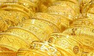 سعر غرام الذهب عيار 21 يسجل 8200 ليرة