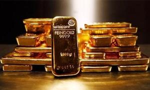 الذهب العالمي يتجه لتسجيل اكبر خسارة اسبوعية  في 4 أشهر