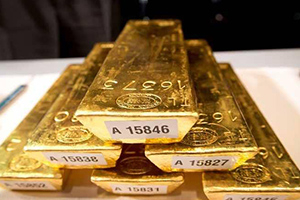 الذهب عند أعلى مستويات في ثلاث أشهر.. والأونصة تسجل 1235.53 دولاراً