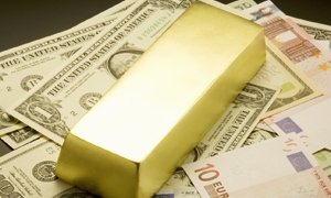 الذهب يرتفع مسجلاً 4150 ليرة والدولار واليورو يواصلان الارتفاع في المركزي