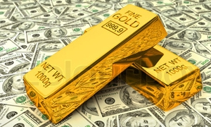 جمعية الصاغة : تأثير الدولار على سعر الذهب محلياً قد تراجع والتأثير القوي أصبح لتداولات البورصات العالمية