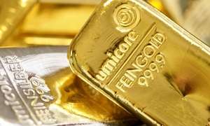 الذهب يسجل أكبر خسائر ليوم واحد في ثلاثة اسابيع