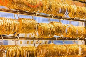 ارتفاع جديد بأسعار الذهب في سورية والغرام يقترب من الـ45ألف