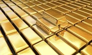 الذهب يهبط  و يلامس ادنى مستوى في 4 أشهر مع تراجع ا ليورو
