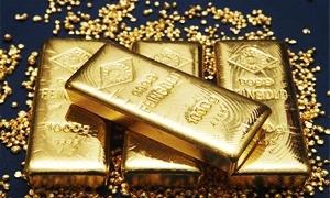ارتفاع الذهب إلى أعلى مستوى في جلسة  بعد بيانات الوظائف الأمريكية