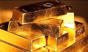 إيداع سبائك ذهبية في بنوك سويسرية بسبب أزمة اليورو