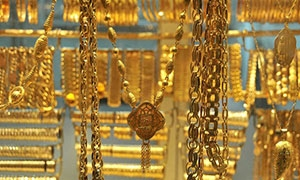 أسعار الذهب في سورية ليوم الاحد 14-2-2016.. والغرام عند 14700 ليرة والليرة الذهبية السورية بـ122 ألف