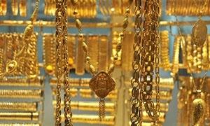 أسعار الذهب في سورية ليوم الأثنين 15-2-2016.. والغرام يستقر لليوم الرابع ودولار الذهب يلامس 430 ليرة