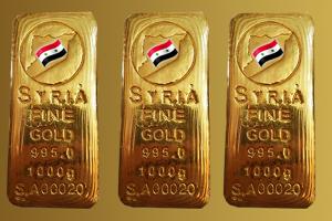 الذهب في سورية يواصل الصعود القياسي ...الغرام يرتفع 3 آلاف إلى 178 ألف ليرة سورية
