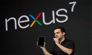 غوغل تكشف عن تحديث نكسوس 7