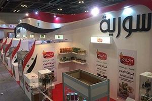 الساعور: اليوم إنطلاق معرض GULFOOD دبي بمشاركة 21 شركة سورية