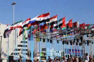 نحو 38 دولة تثبت مشاركتها في الدورة الـ 61 لمعرض دمشق الدولي