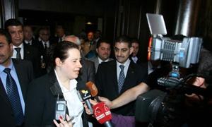 وزيرة السياحة: لا تراتبية في منح التعويضات للمشاريع المتضررة واللجان تضع الاشتراطات