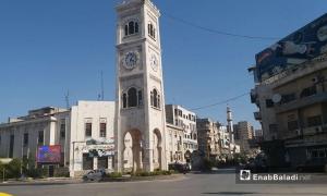 في حماة.. رفض التداول بالفواتير مع موجة غلاء جديدة أدت لإغلاق المحال التجارية!!