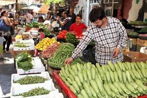 نشرة أسعار الخضار والفواكه في حماة.. كيلو البندورة بـ140 و الكرز إلى 360ليرة