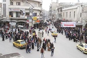 شلل حركة المواصلات في حماة لليوم  الثامن على التوالي.. و ليتر المازوت يسجل رقماً خيالياً