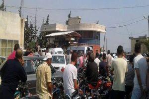 محافظة حماة: أزمة البنزين في أوجها وليس بالإمكان أكثر مما كان