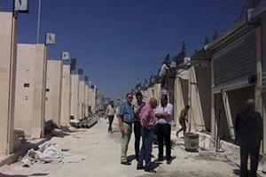 200 مليون ليرة لمشروع سوق طريق الحرير في حلب.. واكثر من 600 فرصة عمل فيه قريباً