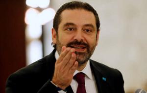 الحريري يرفض قطعيا عودة العلاقات مع سوريا إلى مستواها الطبيعي من باب معبر نصيب