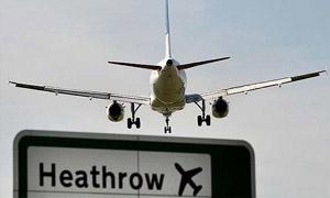 مطار هيثرو أكثر المطارات الأوروبية ازدحاماً.. وأتاتورك يقفز للمركز الرابع