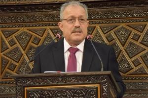 الرئيس الأسد يكلف رئيس الوزراء الحالي حسين عرنوس بتشكيل الحكومة الجديدة