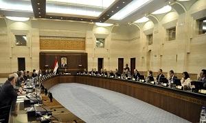 الحكومة تقر مشروع قانون موازنة 2015 بإجمالي 1554 مليار ليرة