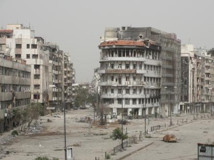 حمص تعلن جاهزية دراسة تأهيل المقرات الحكومية وأحياء الوسط التجاري للمدينة