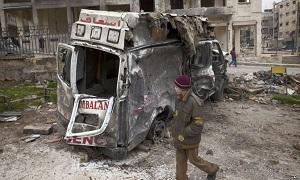 نقابة الأطباء : 60% من مشافي سورية مدمرة