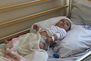 فقط 10 بالمئة من الأدوية في مشفى الأطفال بدمشق تم تأمينها!!